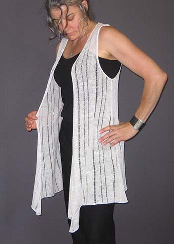 Jennifer K. Armstrong Wearable Fiber