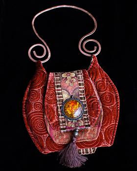 Janet McKinstry Wearable Fiber