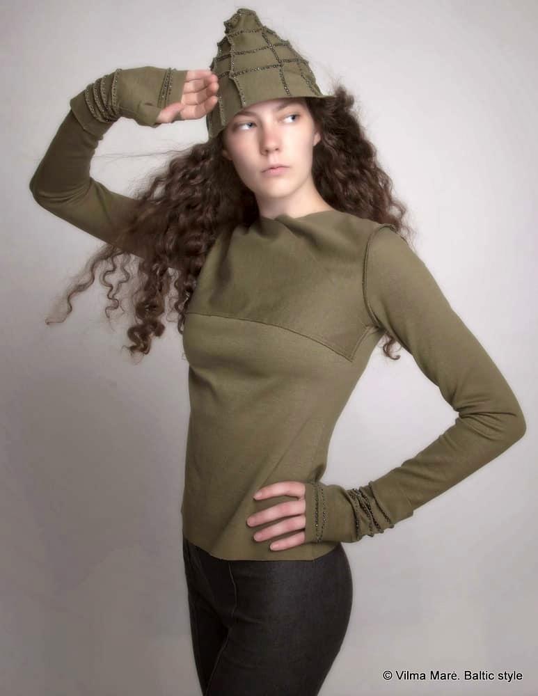Vilma Mare Wearable Fiber