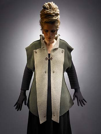 Mary Stackhouse Wearable Fiber